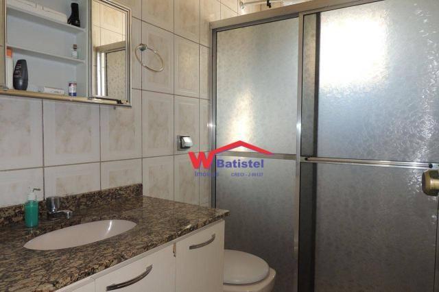 Casa com 3 dormitórios à venda, 160 m² por r$ 380.000 - rua líbia nº 358 - vila alto da cr - Foto 17