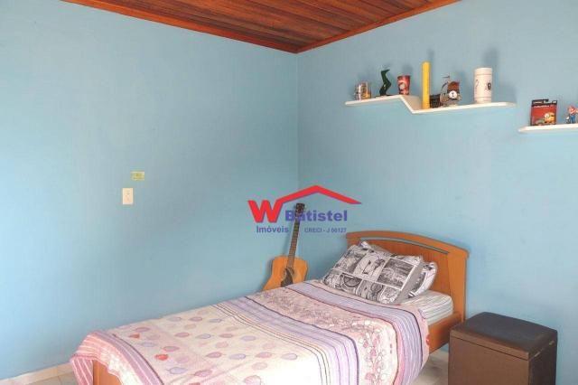 Casa com 3 dormitórios à venda, 160 m² por r$ 380.000 - rua líbia nº 358 - vila alto da cr - Foto 19