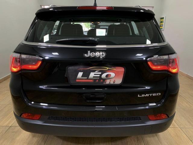 Jeep compass limited 2018 automática. léo careta veículos - Foto 5