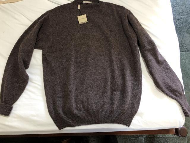 Suéter de lã original Burberry