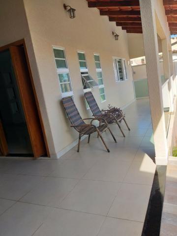 Casa Caldas Novas - mobiliada, com piscina - Foto 2