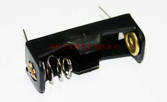 COD-CP340 Kit 2 Unid. Suporte Para Bateria 12v 23a Arduino Automação Robotica