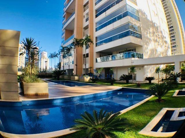 Apartamento 4 suites alto padrao frente ao parque flamboyant