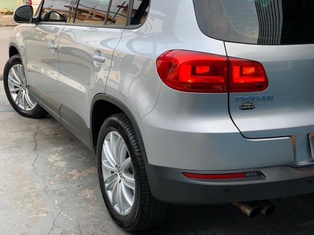 VW Tiguan 1.4 TSI Prata 17/17 - Foto 4