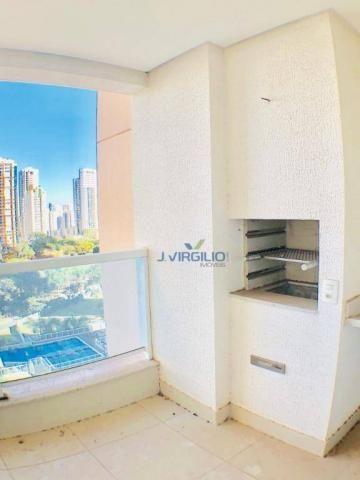 Apartamento 4 suites alto padrao frente ao parque flamboyant - Foto 13