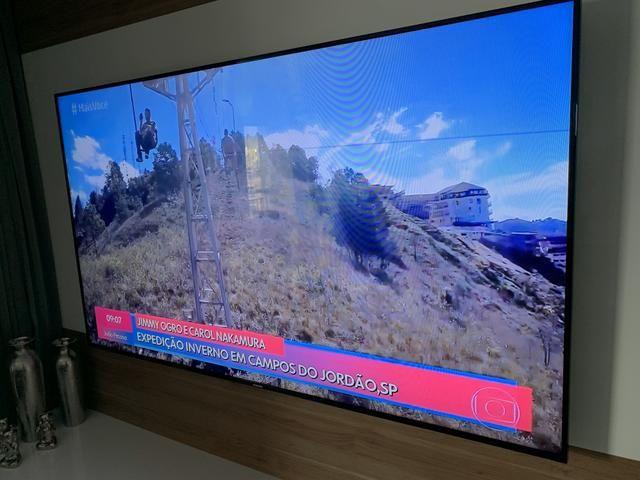 TV 75 Smart Samsumg (retirar sp) modelo 6300