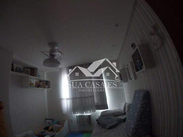 GM Apartamento à venda com 3 dormitórios em Colina de laranjeiras, Serra - Foto 2