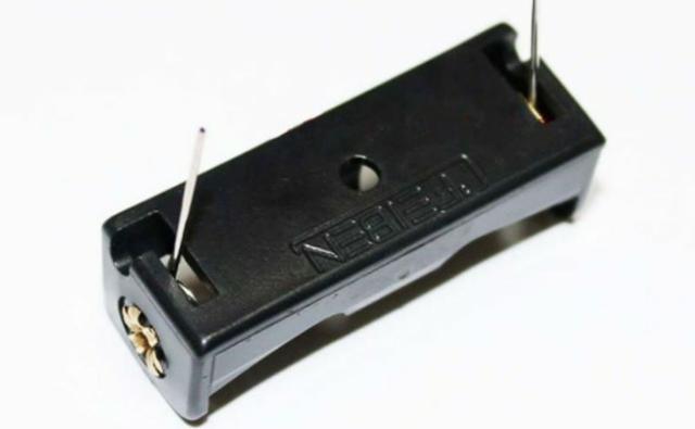 COD-CP340 Kit 2 Unid. Suporte Para Bateria 12v 23a Arduino Automação Robotica - Foto 2