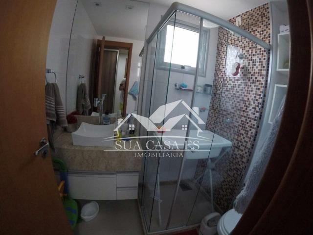 GM Apartamento à venda com 3 dormitórios em Colina de laranjeiras, Serra - Foto 13