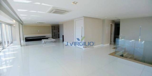Cobertura à venda, 467 m² por r$ 3.290.000,00 - setor bueno - goiânia/go - Foto 3