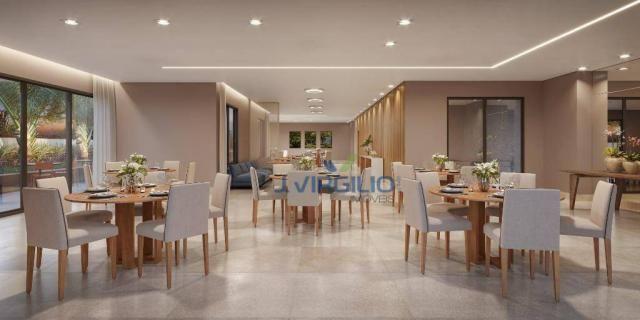 Apartamento com 3 dormitórios à venda, 119 m² por r$ 565.250 - setor bueno - goiânia/go - Foto 8