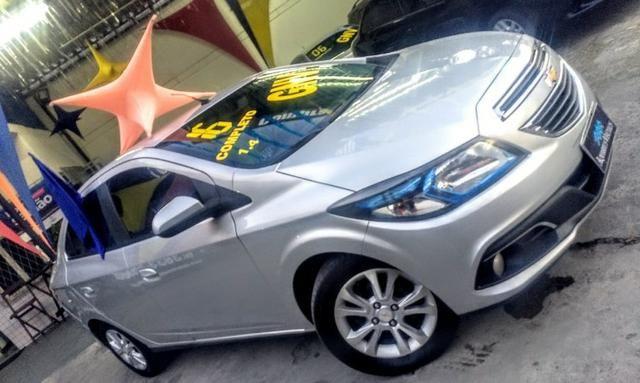 GM - Prisma LTZ 1.4 - 2016 - Automático+My-Link ( Excelente P Uber ) Muito Novo - 2016/ - Foto 5