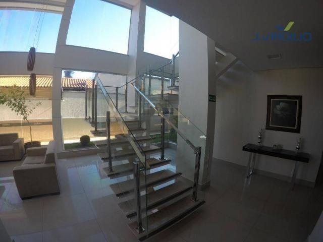 Apartamento residencial à venda, Parque Amazônia, Goiânia. - Foto 4