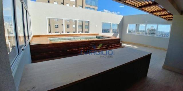 Cobertura à venda, 467 m² por r$ 3.290.000,00 - setor bueno - goiânia/go - Foto 20