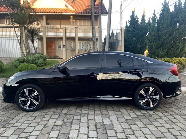 Honda Civic EXL 2.0 - 2017 - Foto 6