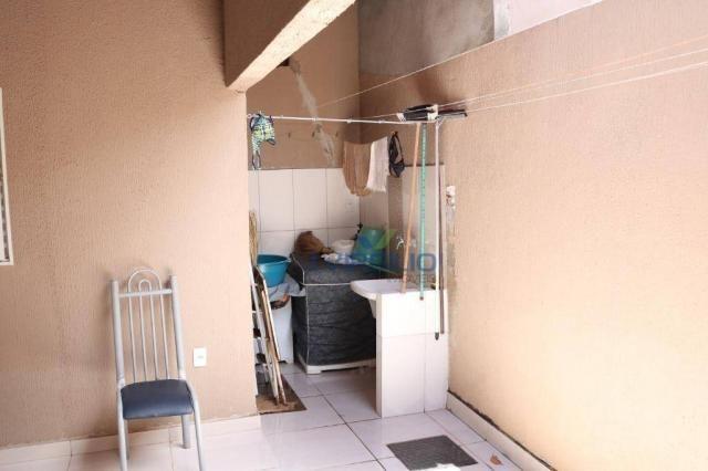 Casa com 3 dormitórios à venda, 150 m² por R$ 210.000 - Residencial Privê Norte - Goiânia/ - Foto 11