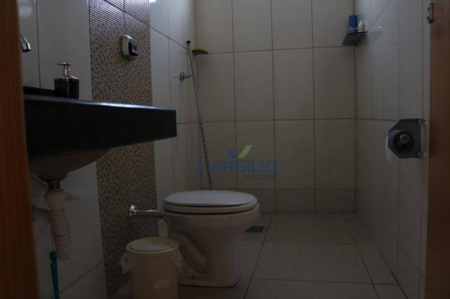 Casa com 3 dormitórios à venda, 150 m² por R$ 210.000 - Residencial Privê Norte - Goiânia/ - Foto 12