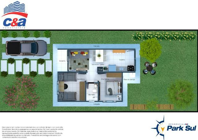 Vendo casa no Park C&A no Coxipo (agende Sua visita na casa Modelo) - Foto 3