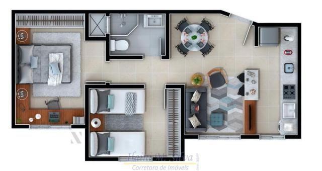 Apartamento à venda com 2 dormitórios em Centro, Camboriú cod:5024_55 - Foto 7