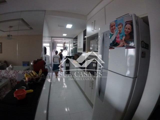 GM Apartamento à venda com 3 dormitórios em Colina de laranjeiras, Serra - Foto 7
