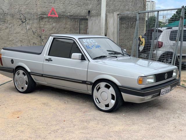 SAVEIRO 1992/1993 1.6 CL CS 8V ÁLCOOL 2P MANUAL