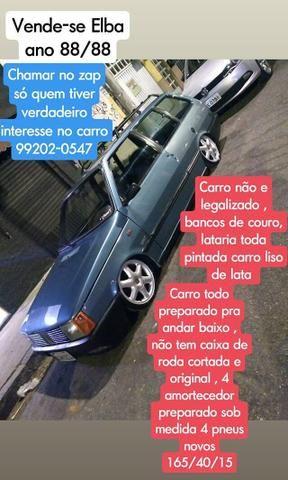Elba Fiat venda ou troca - Foto 5