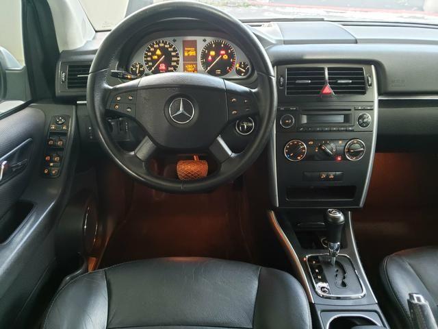 Mercedes B170 com 66 mil km rodados Raridade vendo troco e financio R$ 33.900,00 - Foto 9