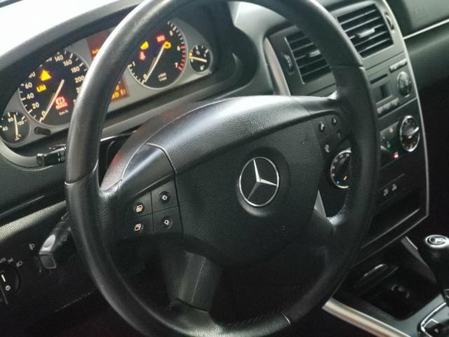 Mercedes B170 com 66 mil km rodados Raridade vendo troco e financio R$ 33.900,00 - Foto 7
