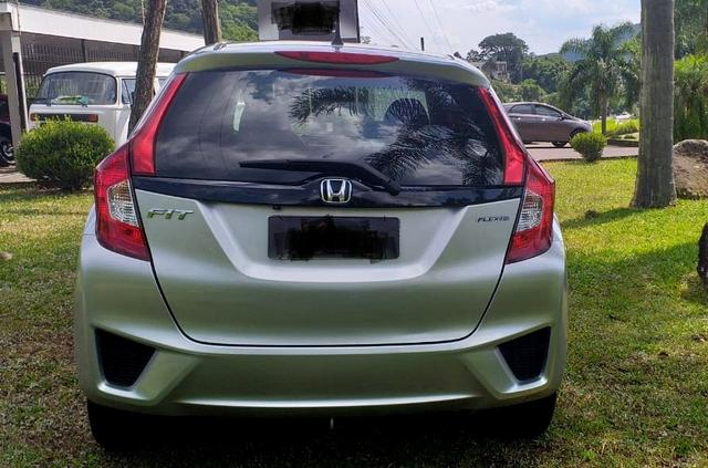 Honda Fit Exl 1.5 Flexone Aut - Foto 2