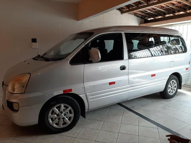 Hyundai H1 Starex 2006 R$35.500,00 - Foto 2