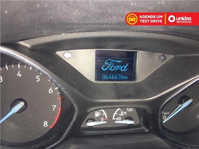 Ford Focus 1.6 se 16v flex 4p manual - Foto 8
