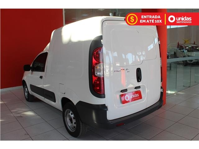 Fiat Fiorino 1.4 mpi furgão hard working 8v flex 2p manual - Foto 4