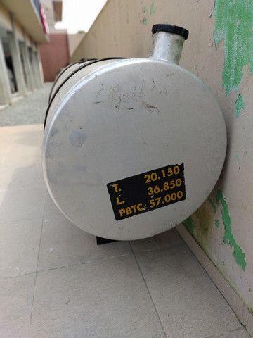 Tanque de combustível 400lts - Foto 3