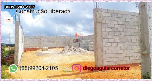 O melhor Loteamento em Itaitinga(Construção liberada)*! - Foto 9