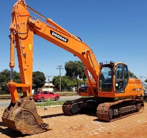 Escavadeira Doosan DX225 LCA ano 2011 - Foto 2