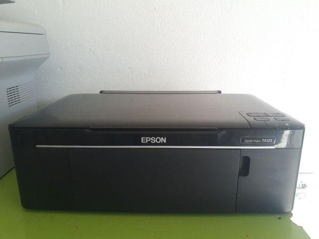 Epson Tx125 ( Veja a descrição e fotos)