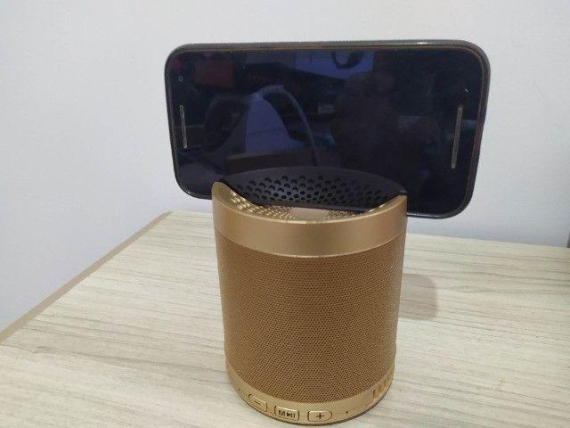 Caixinha de Som Top Bluetooth - Muito Boa - Foto 3