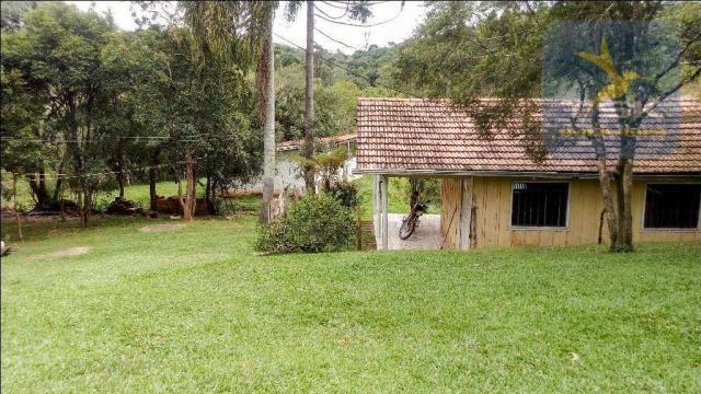 CH0266 - Chácara, 68.000 m² à venda por R$430.000. Agudos do Sul/PR. - Foto 11