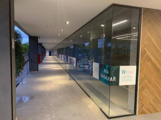 Sala para alugar, 42 m² por R$ 2.400,00/mês - Casa Caiada - Olinda/PE - Foto 15