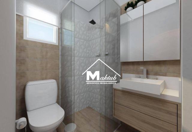 Cobertura com 2 dormitórios à venda, 88 m² por R$ 430.000,00 - Jardim - Santo André/SP - Foto 4