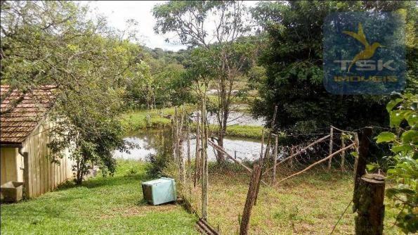 CH0266 - Chácara, 68.000 m² à venda por R$430.000. Agudos do Sul/PR. - Foto 12