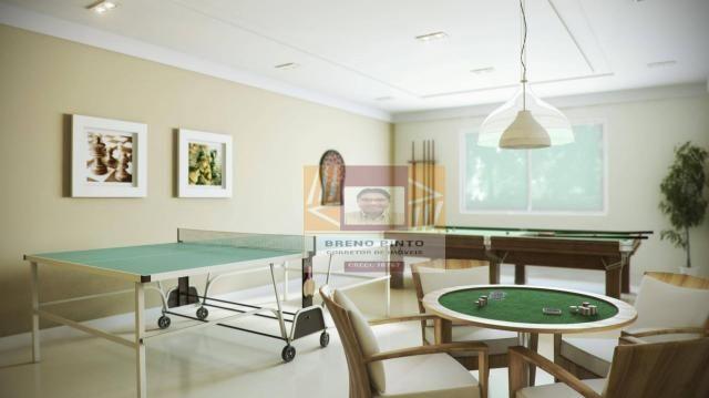 Apartamento para venda com 3 quartos e lazer completo no Guararapes - Foto 8