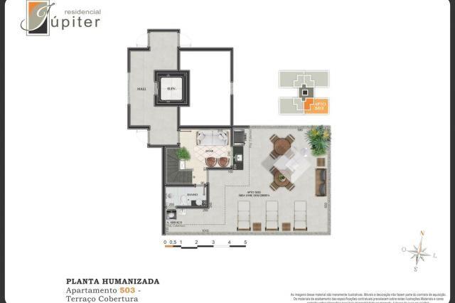 Apartamento à venda com 3 dormitórios em Ana lúcia, Sabará cod:272991 - Foto 4