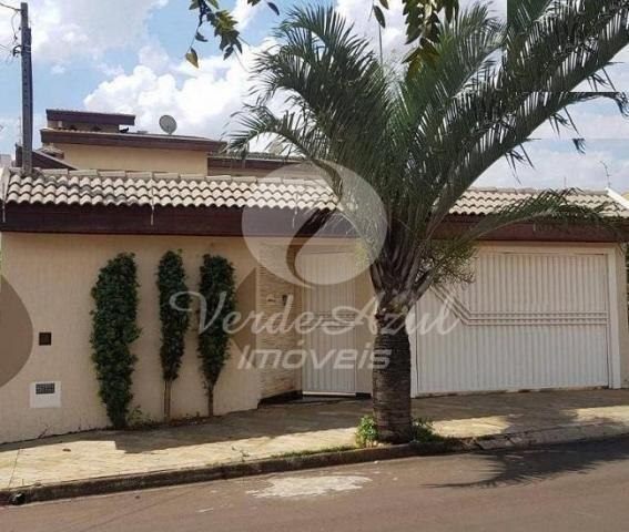 Casa à venda com 4 dormitórios em Jardim dona regina, Santa bárbara d'oeste cod:CA007648 - Foto 3