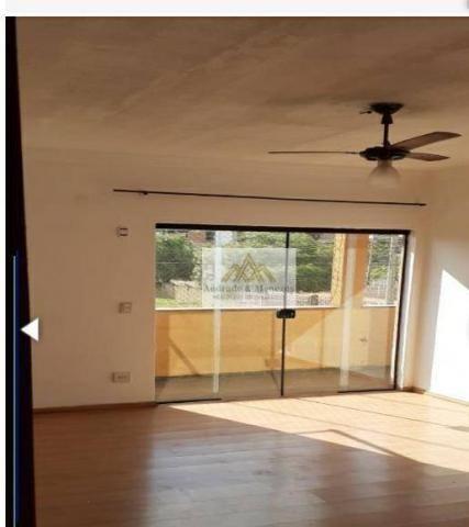 Sobrado com 5 dormitórios para alugar, 288 m² por R$ 3.800,00/mês - Central Park - Ribeirã