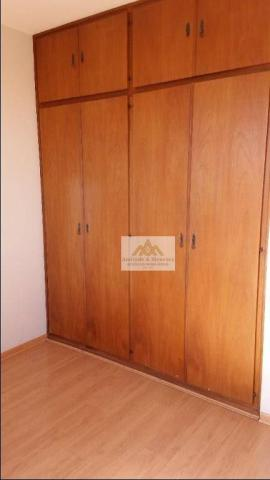 Apartamento com 2 dormitórios para alugar, 75 m² por R$ 1.050/mês - Centro - Ribeirão Pret - Foto 9