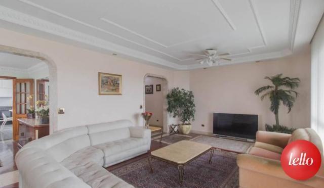 Apartamento para alugar com 4 dormitórios em Vila prudente, São paulo cod:213033