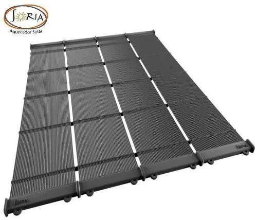 Aquecedor Solar Piscina 21,6 M² - Foto 2