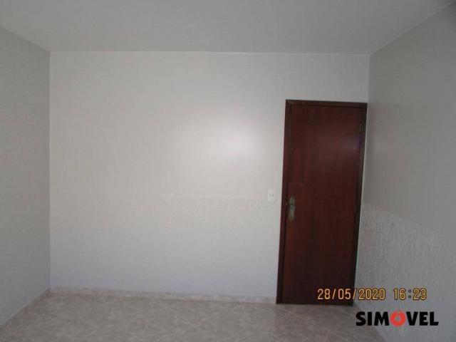 Casa com 6 dormitórios para alugar, 260 m² por R$ 4.000,00/mês - Setor Habitacional Samamb - Foto 12