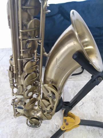 Sax tenor Eagle envelhecido - Foto 2